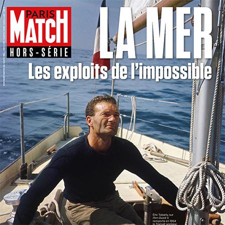 LA MER PARIS MATCH