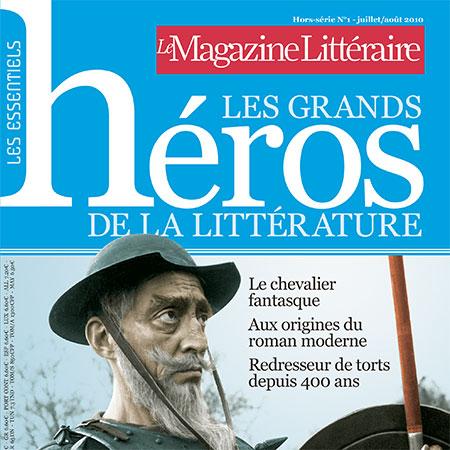 LES HEROS DE LA LITTERATURE