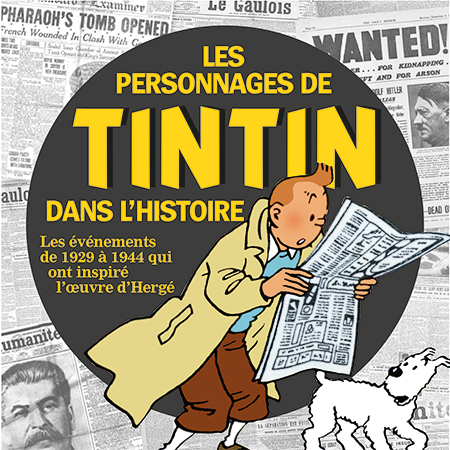 LES PERSONNAGES DE TINTIN