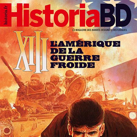 Historia BD XIII